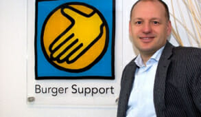 Burger-Support
