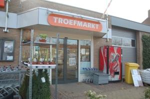De Troefmarkt in Bant. (Foto: Dominique de Groot)