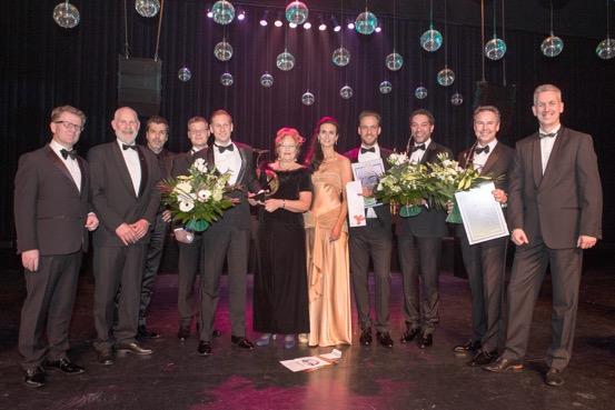 Winnaars BKL Gala