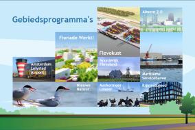 Gebiedsprogramma's - provincie Flevoland - FlevoZine
