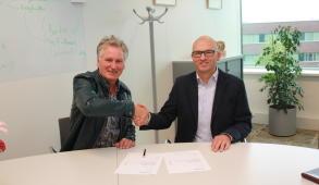 Windesheim overeenkomst Rien Komen en Peter Rijsenbrij