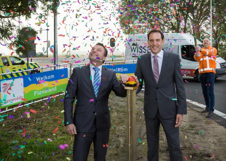 Foto 161026_Opening Gooiseweg fase 2 RV FSW