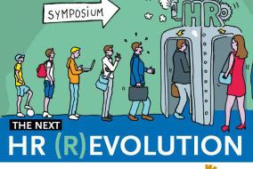 Logo HR Revolution Flevozine
