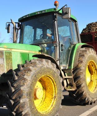 Emmeloord - Landbouwverkeer
