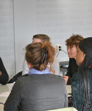 Almere gesprek onderwijs