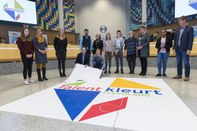 Persfoto Talent kleurt Flevoland 1