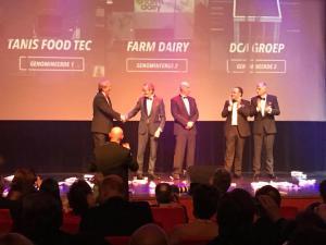 Tanis Food Tec wint BKL Trofee