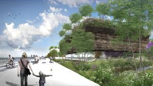 Impressie Innovatiepaviljoen - architect DoepelStrijkers