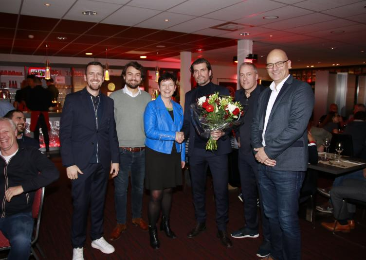 Almere City FC Participatiepenning nominatie